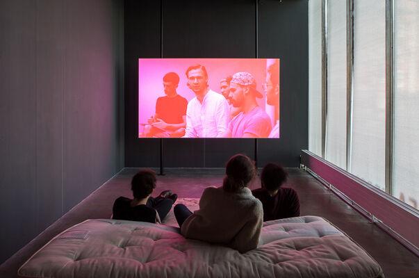 Ian Giles: After BUTT, installation view