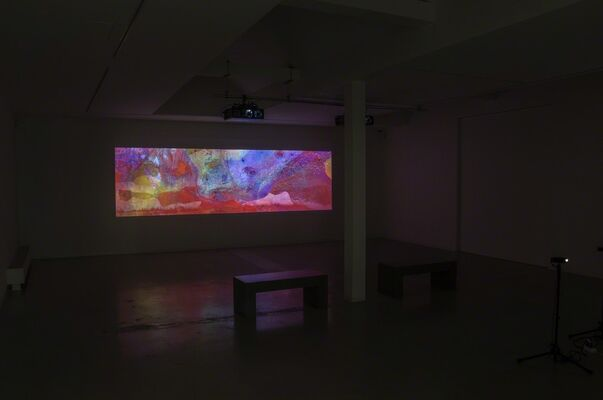 STREET CALLED STRAIGHT by Sebastiaan Bremer | NEW WORKS by Jacco Olivier, installation view