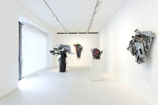John Chamberlain: ENTIRELYFEARLESS, installation view