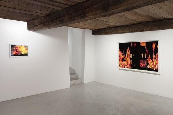 Francesca Gabbiani, installation view