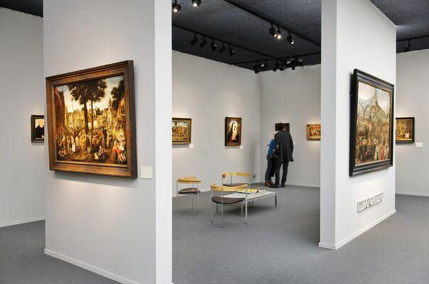 De Jonckheere at Frieze Masters 2015, installation view