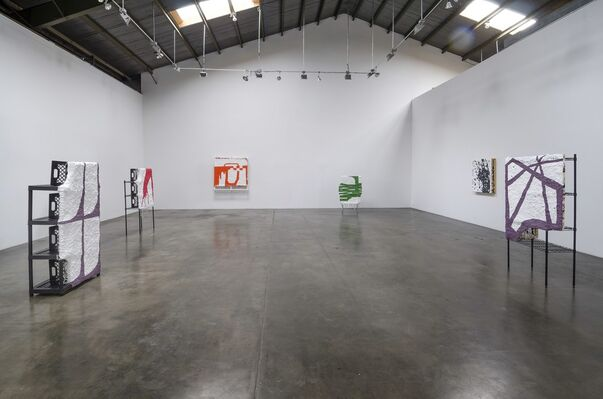 Hack the Analog, installation view