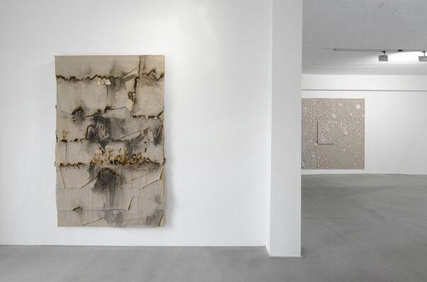 Jiří David - Redundant Earth from the Grave, installation view
