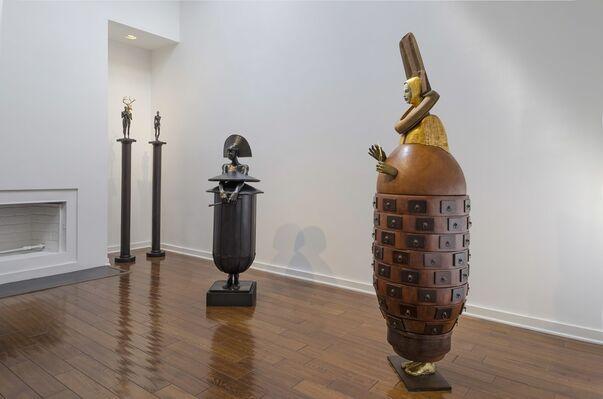 Cecilia Miguez: Transitions, installation view
