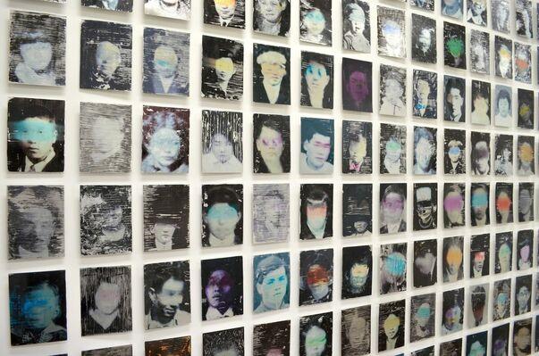 Ryoichi Nakamura: Confused Utopia, installation view
