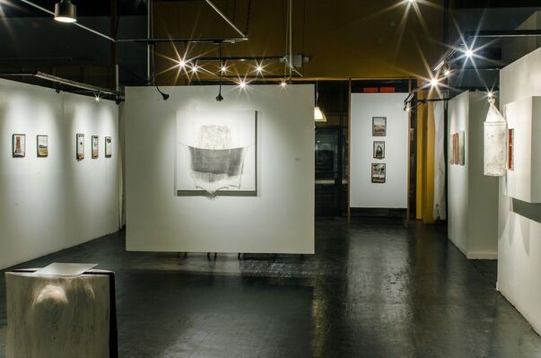 SEEKING LIGHT, installation view
