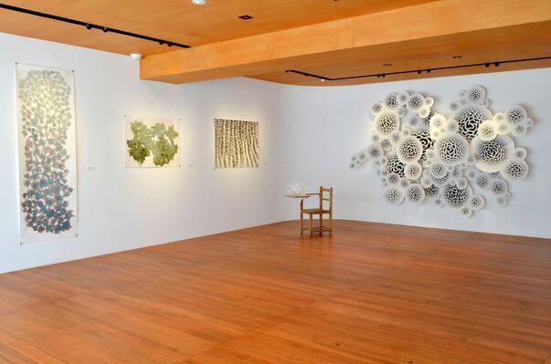 "Mayumi Okabayashi Solo exhibition ""Foam/Ephemeral"", installation view"