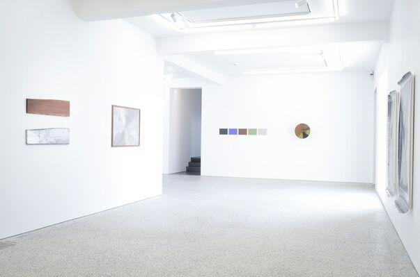 Rotation, installation view