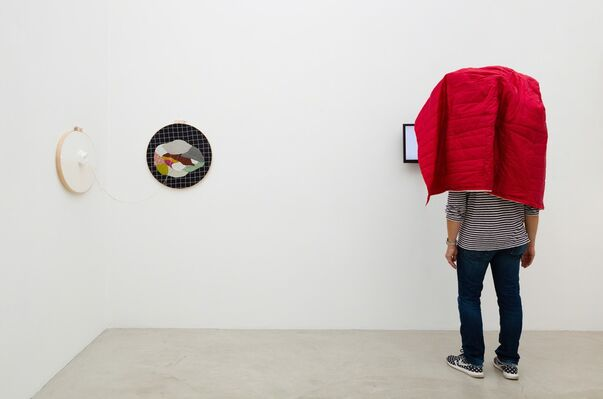 Subsume, installation view