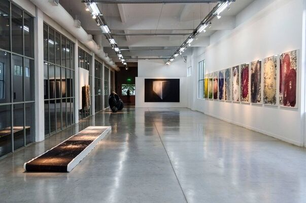 Of Writing, installation view