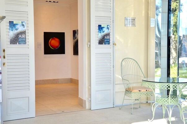 AiR in Auvers-sur-Oise, installation view