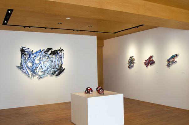 "Meguru Yamaguchi Solo exhibition""SELL MY SOUL"", installation view"