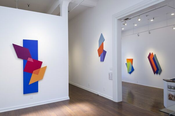 Mokha Laget: Recent Works, installation view