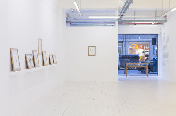 Nancy Atakan: Sporting Chances, installation view