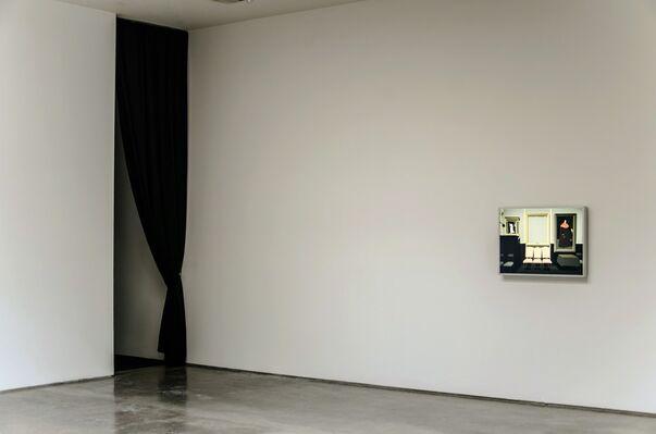 Gardner Museum Revisited, installation view