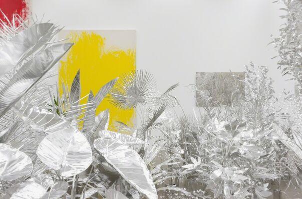 White Cube Jungle, installation view