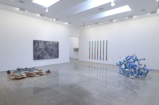 Constructions, installation view
