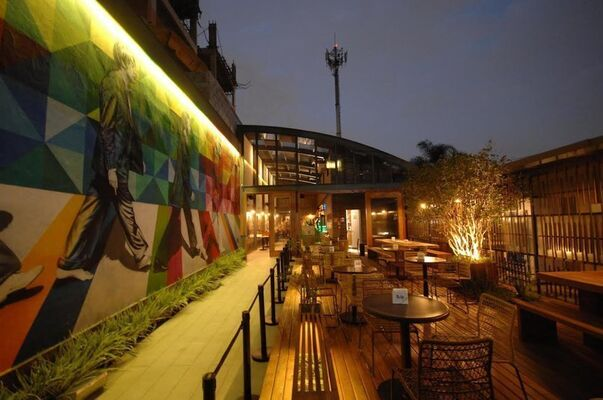 Inn Gallery at High Line Bar (2nd Edition), installation view