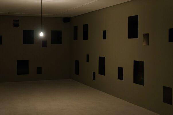 Christian Boltanski   Heartbeats, installation view