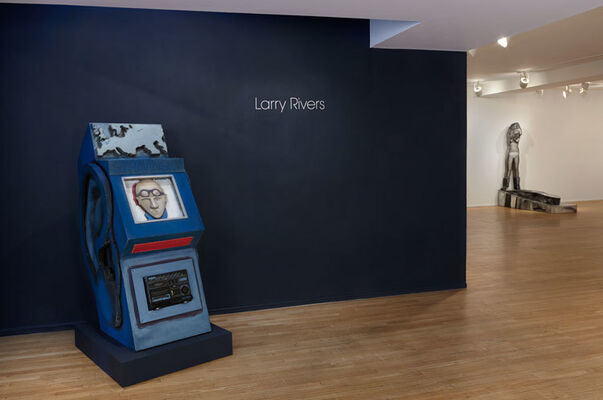 Larry Rivers: Shadow and Substance, installation view