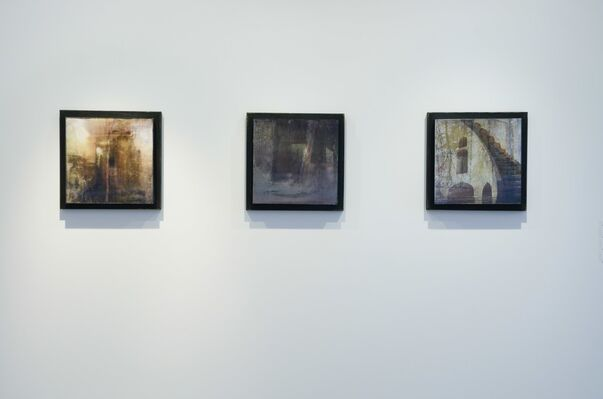 Dorothy Simpson Krause: visions, installation view