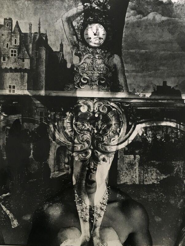 Eikoh Hosoe, 'Ordeal by Roses #29', 1962-printed c1970, Photography, Gelatin silver print, IBASHO