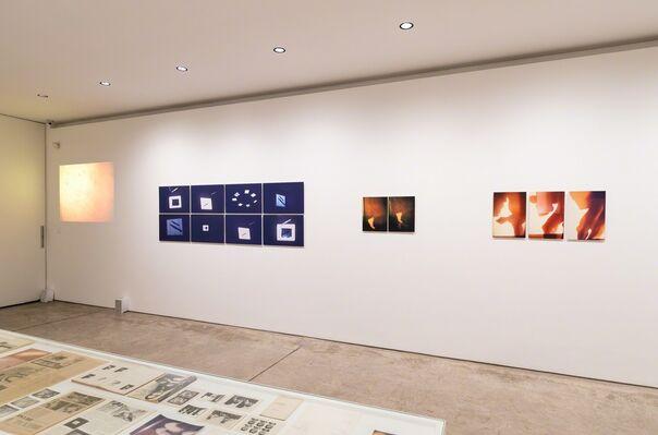 Iole de Freitas   Obras dos Anos 70, installation view