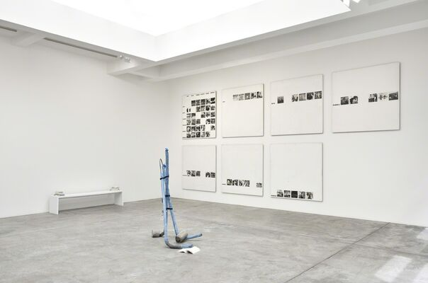 Pure Fiction, installation view