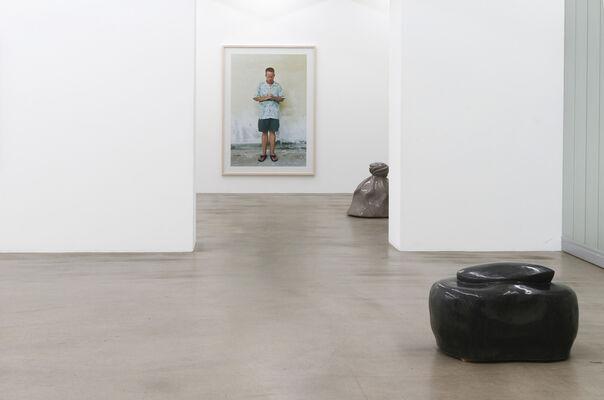 Sculptural Poems, installation view