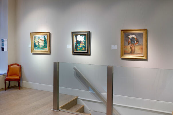 André Derain – From Fauvism to Classisicm, installation view