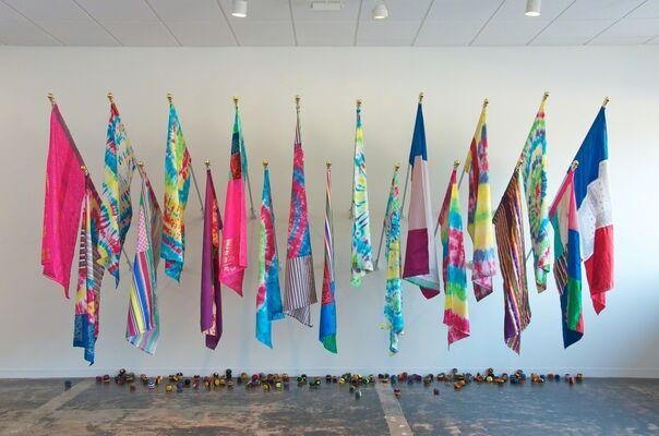 Jiha Moon, Detourist, installation view