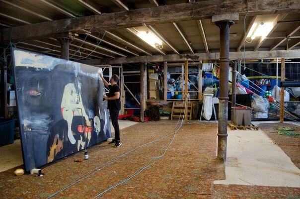 Anima-Mundi at START Art Fair 2016, installation view