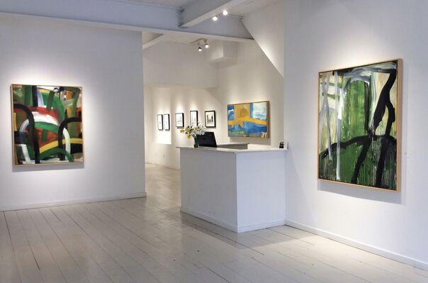 Point of Intersection, installation view