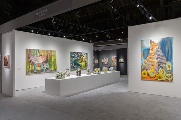 Anglim Gilbert Gallery at The Art Show 2019, installation view