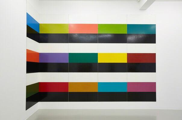 Poul Gernes, installation view