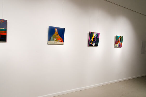 Dreams and Realities, installation view