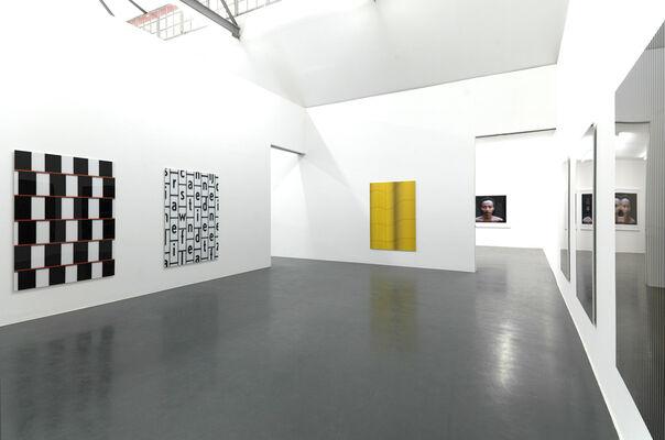 Roland Fischer | Facades, installation view