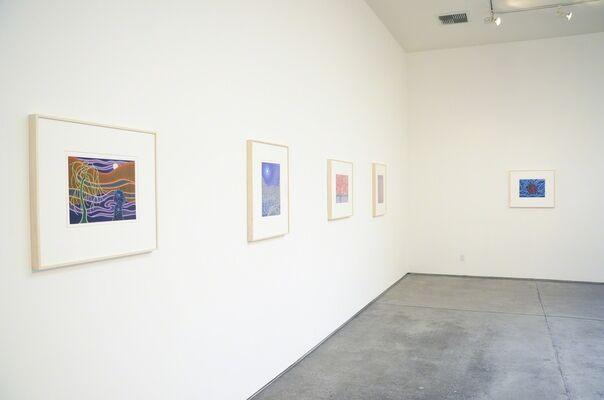 Intimate Terrain, installation view
