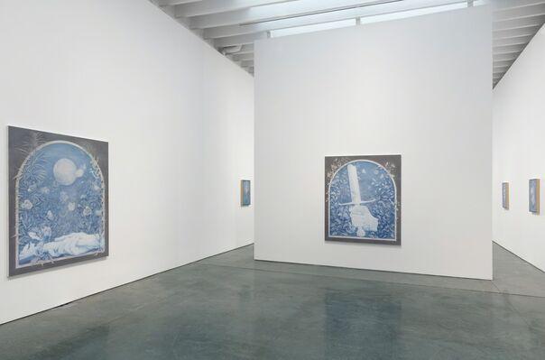 Theodora Allen: weald, installation view