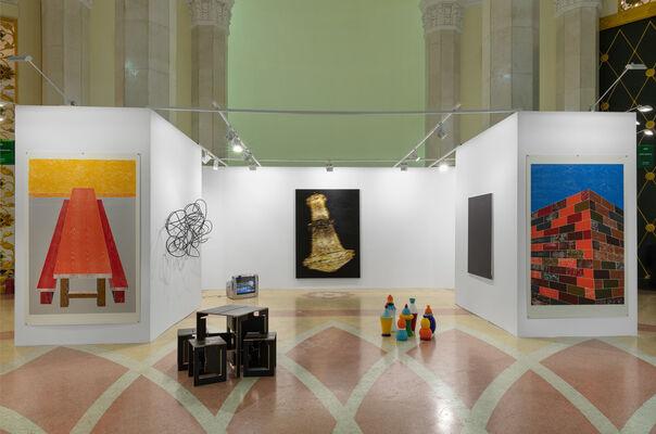 carlier | gebauer at ART021 Shanghai Contemporary Art Fair 2019, installation view