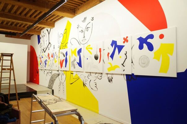 No Man's Land - Jean-Charles DE CASTELBAJAC x THTF, installation view