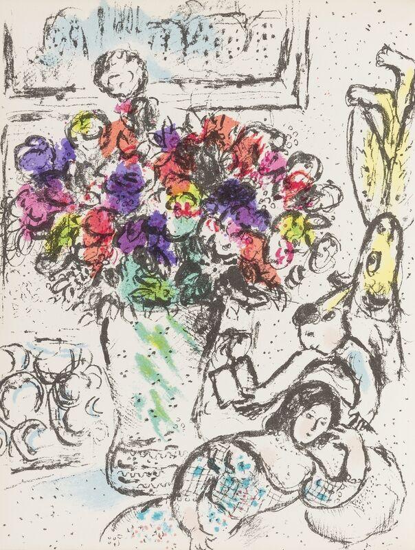 Marc Chagall, 'Chagall Lithographe I-VI', 1960-1986, Print, A set of six volumes, Forum Auctions