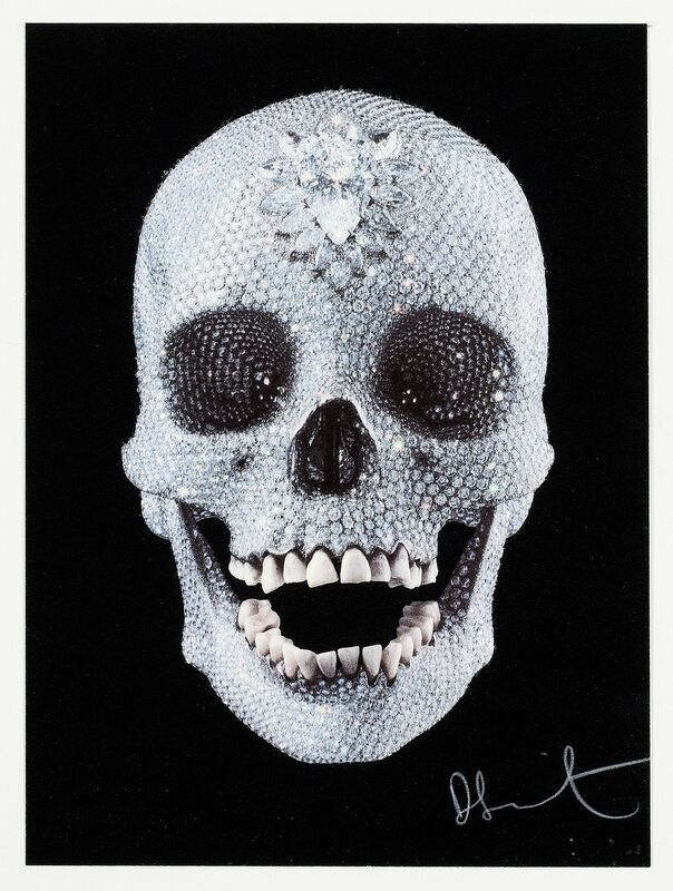 Damien Hirst, 'For the Love of God, Believe', 2007, Print, Screenprint in colours, Forum Auctions