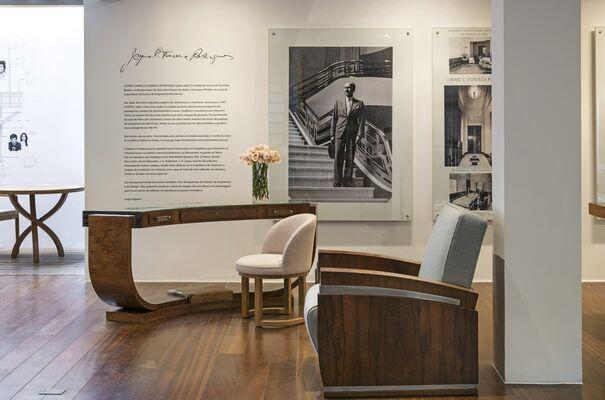 Jayme C. Fonseca Rodrigues (1905-1946), installation view
