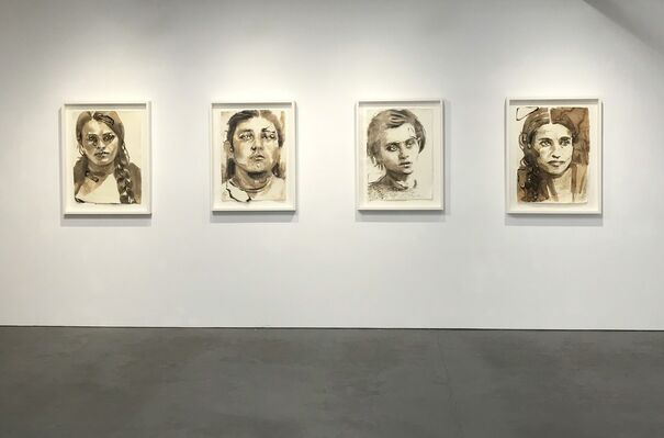 Deviance - Women in the Asylum During the Fascist Regime, installation view