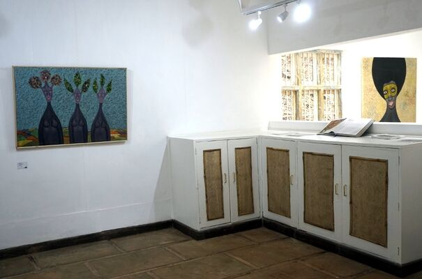 Fishy Business, installation view