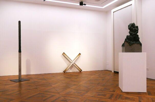 JAMES BALMFORTH, Waypoints, installation view