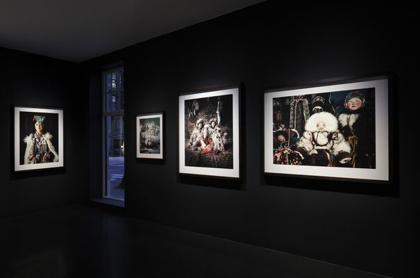 Jimmy Nelson - Before They Pass Away, installation view