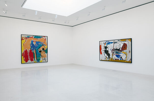 Helen Frankenthaler: After Abstract Expressionism, 1959– 1962, installation view