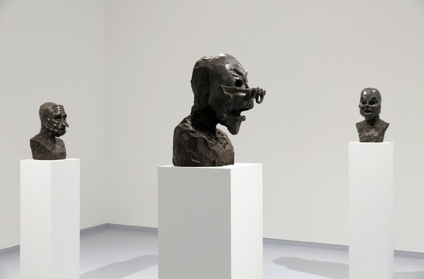 Alexandre Singh, installation view